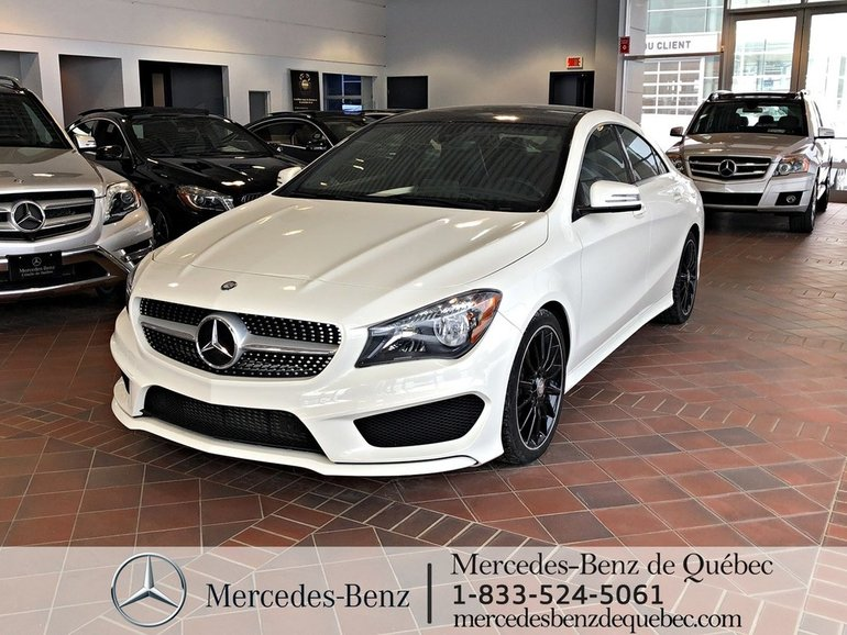 2015 Mercedes-Benz CLA-Class CLA250, toit pano, navi, cam recul