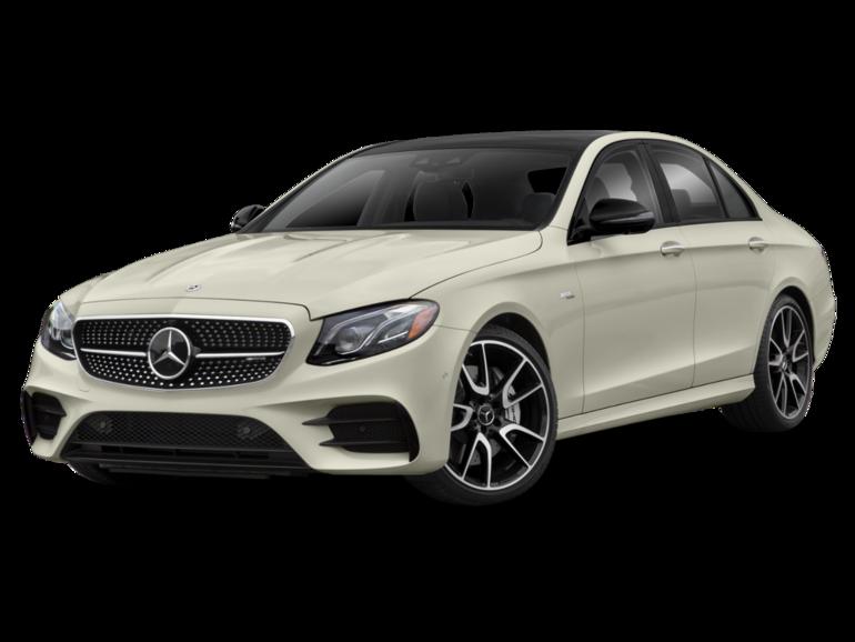 2019 Mercedes-Benz E-class sedan 4MATIC+ Sedan