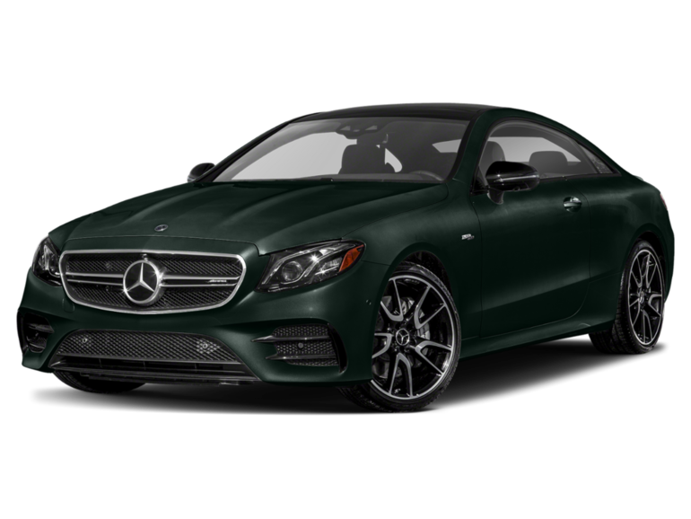 2019 Mercedes-Benz E-Class Coupe 4MATIC+ Coupe