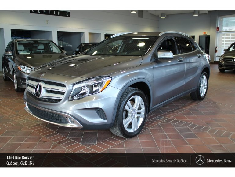 Pre Owned 2015 Mercedes Benz Gla Class Gla250 4matic For Sale