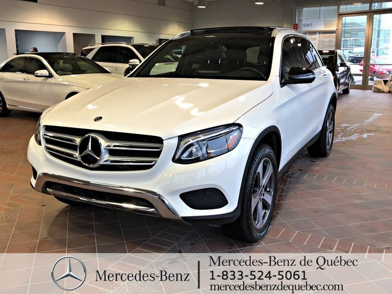 2018 Mercedes-Benz GLC-Class GLC 300 4MATIC Premium Pack
