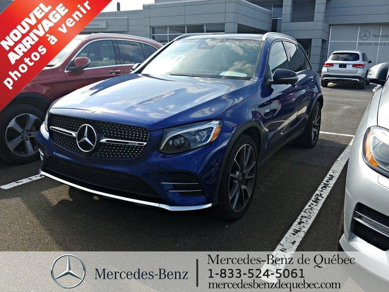 2018 Mercedes-Benz GLC GLC 43 AMG®