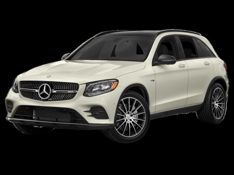 2019 Mercedes-Benz GLC 4MATIC SUV