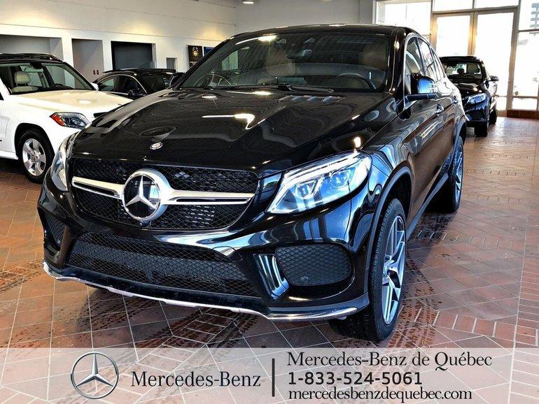 2016 Mercedes-Benz GLE-Class GLE350D 4MATIC, distronic, cam 360