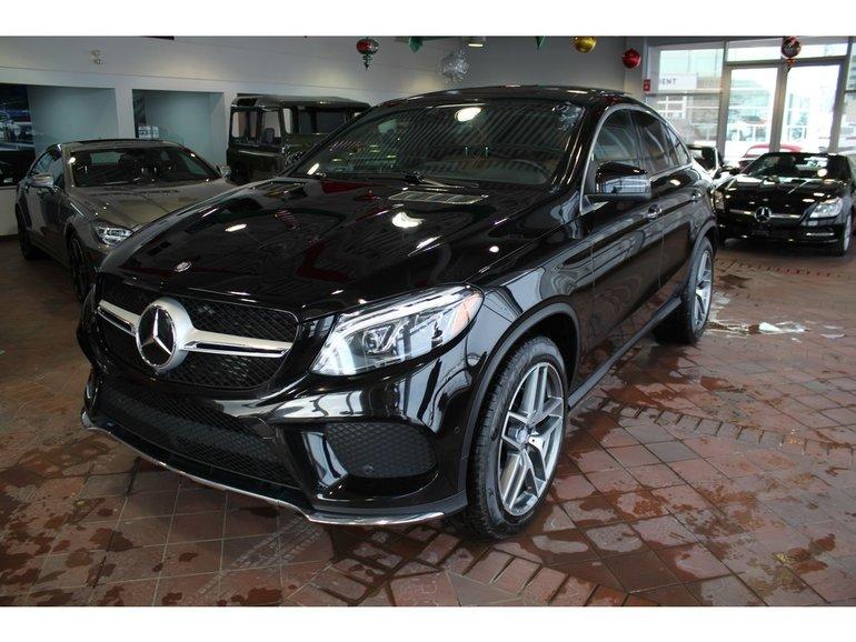2016 Mercedes-Benz GLE-Class GLE350D 4MATIC, cam 360, cam recul, toit pano.