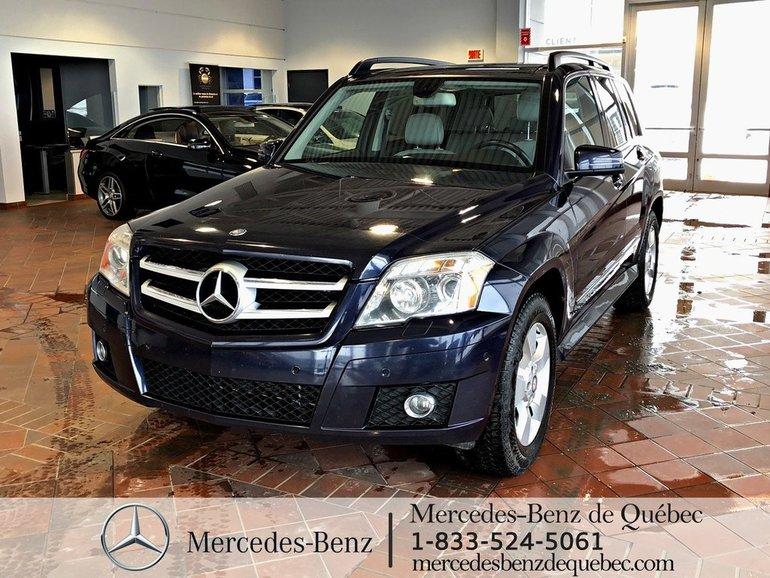 2010 Mercedes-Benz GLK-Class GLK350 4MATIC, clim 2 zones
