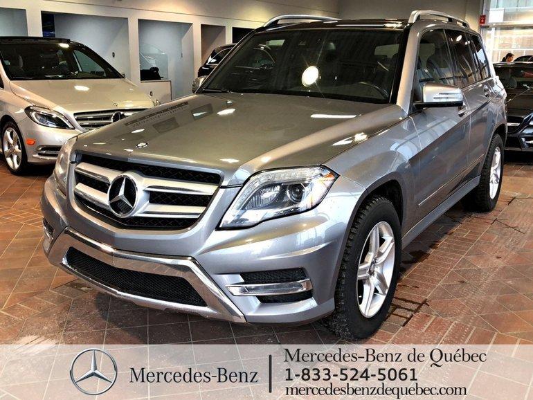 2015 Mercedes-Benz GLK-Class 350 Climatisation bi-zone, Cuir
