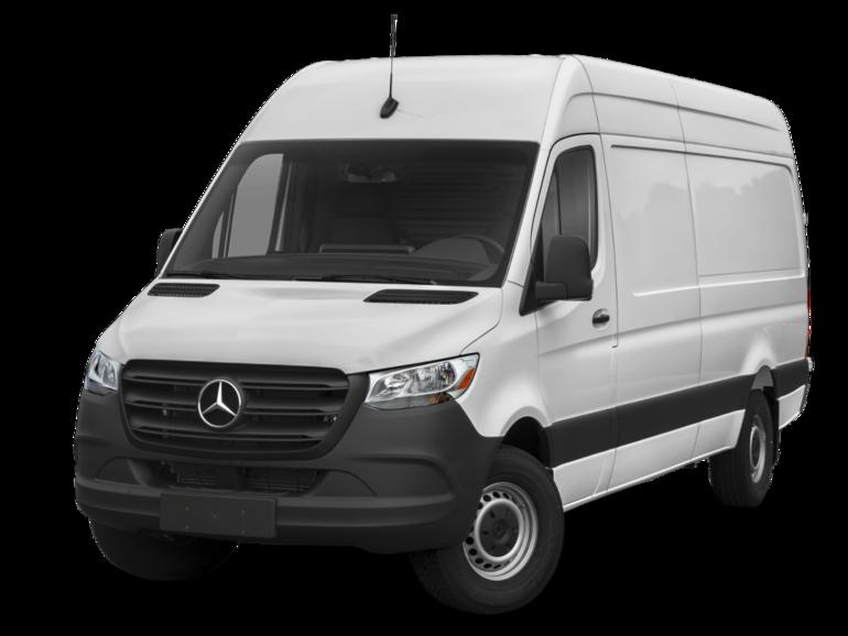 2019 Mercedes-Benz Sprinter Gas 2500 Cargo 170