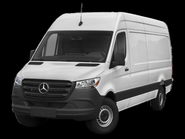 2019 Mercedes-Benz Sprinter V6 2500 Cargo 170 Ext