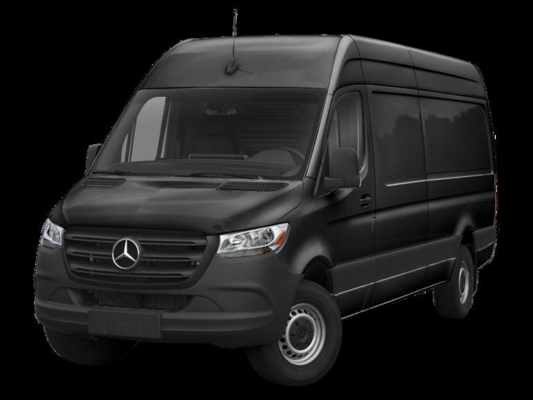 2019 Mercedes-Benz Sprinter V6 2500 Cargo 170