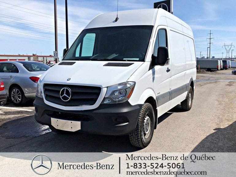 2014 Mercedes-Benz Sprinter -