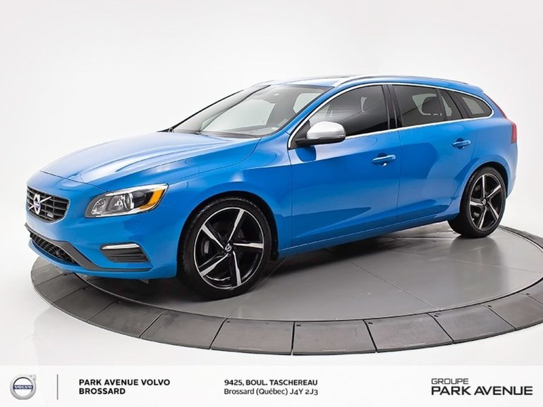 Volvo V60 T6 R-Design | (R)C.L 2015