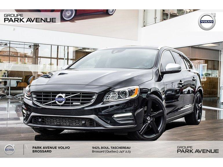 Volvo V60 T6 R-Design   (R) C.L. 2015