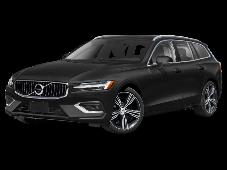 2020 Volvo V60 T6 AWD R-Design