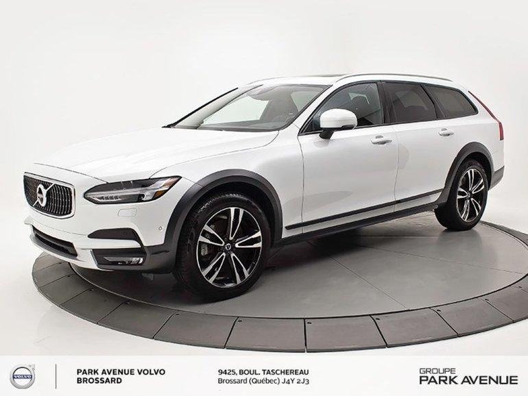 Volvo V90 Cross Country V90 Cross Country - Climate Pk - Vision Pk - Pilot 2018