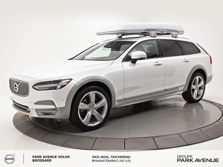 Volvo V90 Cross Country T6 OCEAN RACE | (R) B.M 2018