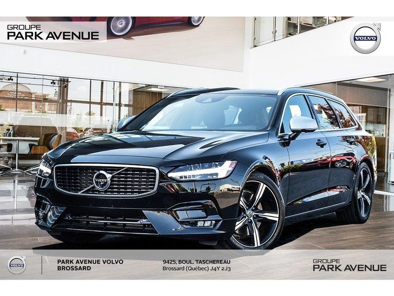Volvo V90 T6 R-Design |(R) J.Z 2018