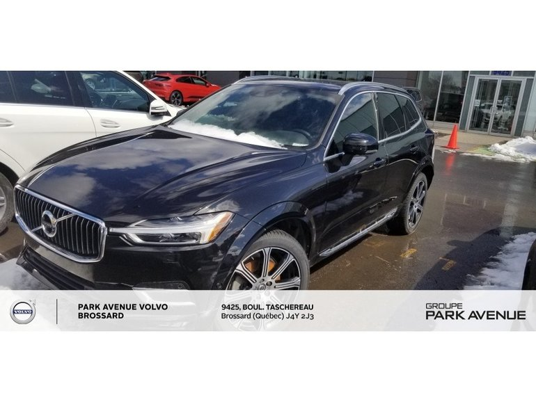 Volvo XC60 T6 Inscription | CONVENIENCE PACKAGE 2018