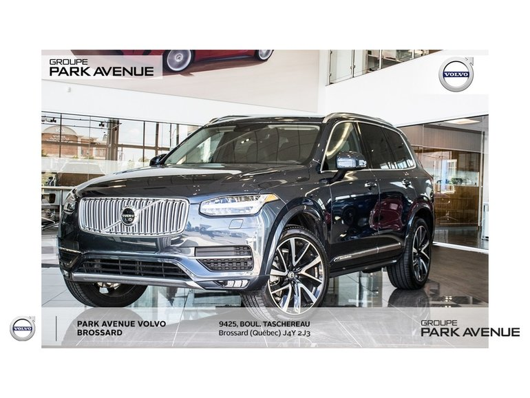 Volvo XC90 T6 Inscription   *PNEUS HIVER INCLUS!! 2018