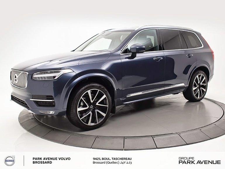 Volvo XC90 T6 Inscription | TRÈS BAS KILOMÉTRAG 2018