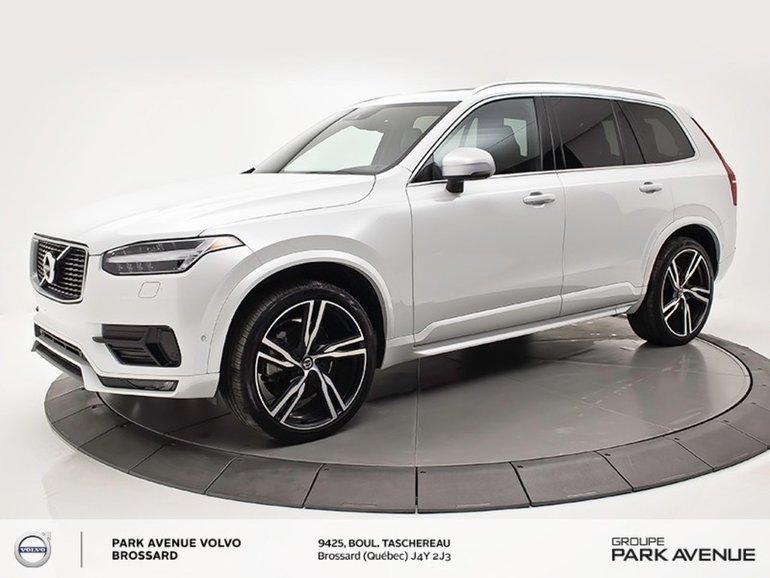 2018 Volvo XC90 T6 R-Design | PACK COMMODITÉ, VISION, 7 PAS
