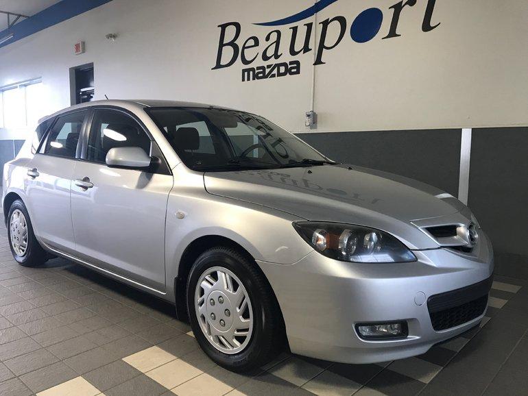 2008  Mazda3 GX
