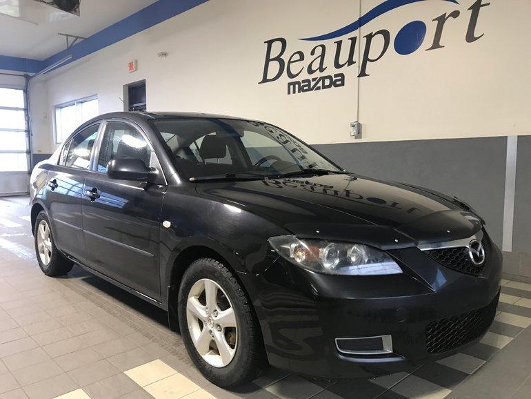 2008  Mazda3 GS