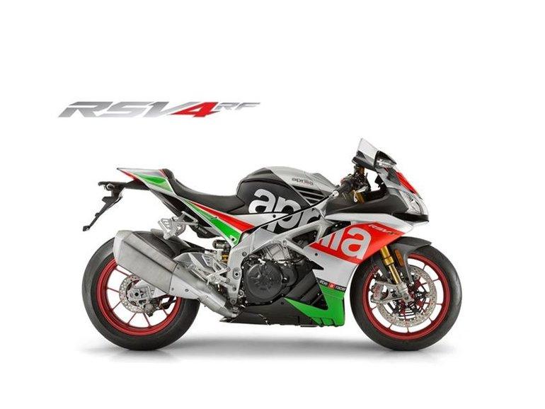 2017 Aprilia RSV4 Factory APRC ABS Super Sport RSV4 RF ABS