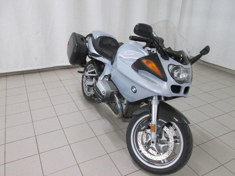 BMW R1100s sport tourer R1100s 2001