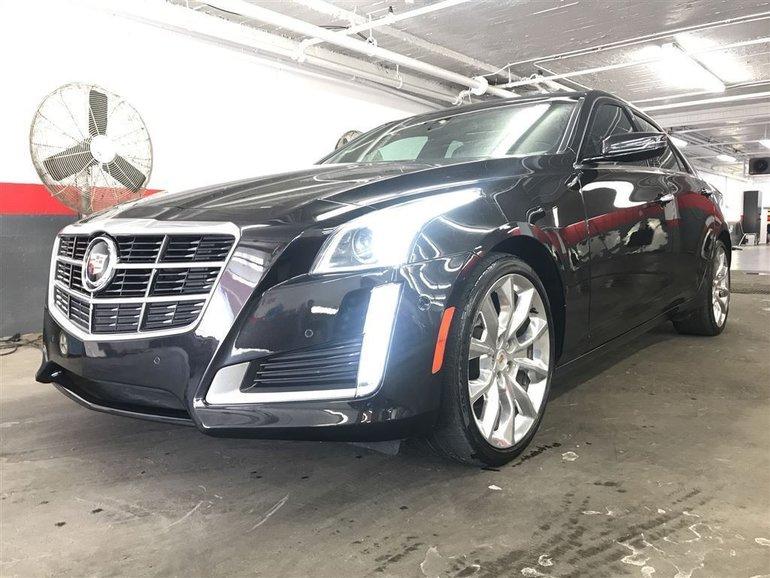 Cadillac CTS Premium AWD 2014