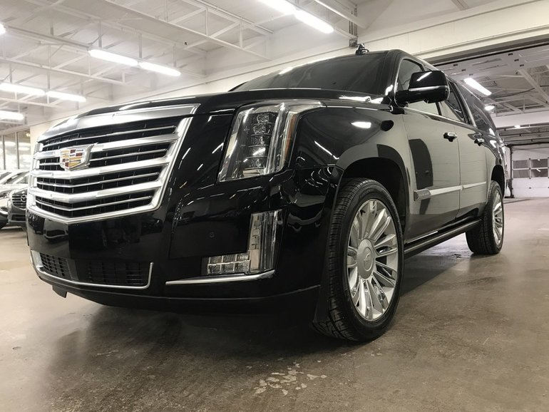 Cadillac Escalade ESV Platinum VENDU/SOLD 2015