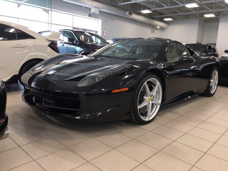 2013 Ferrari 458 Italia -
