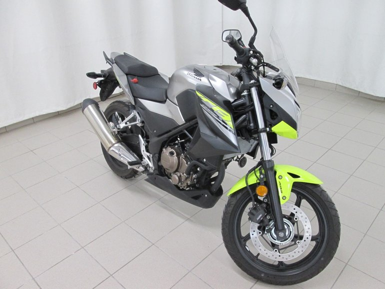 2017 Honda CB300F CB300F
