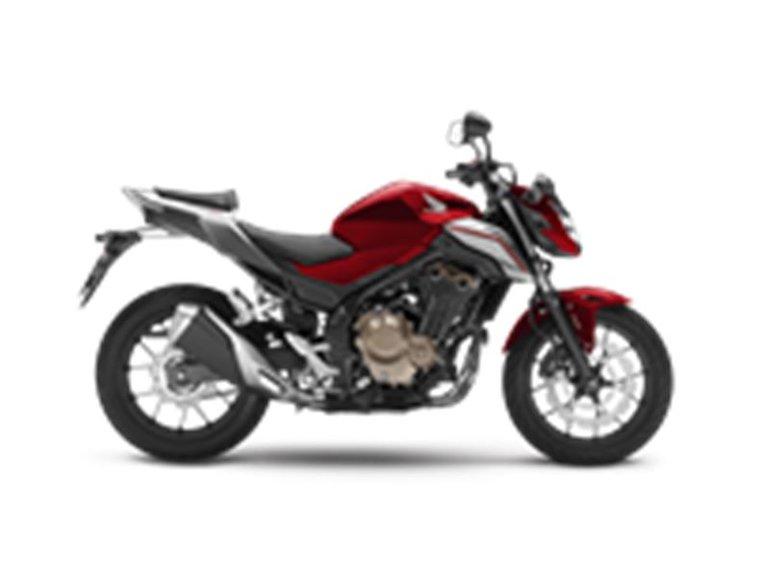 2018 Honda CB500F -