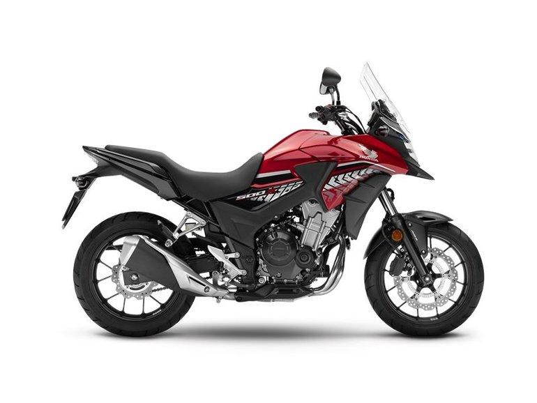 2018 Honda CB500XA -