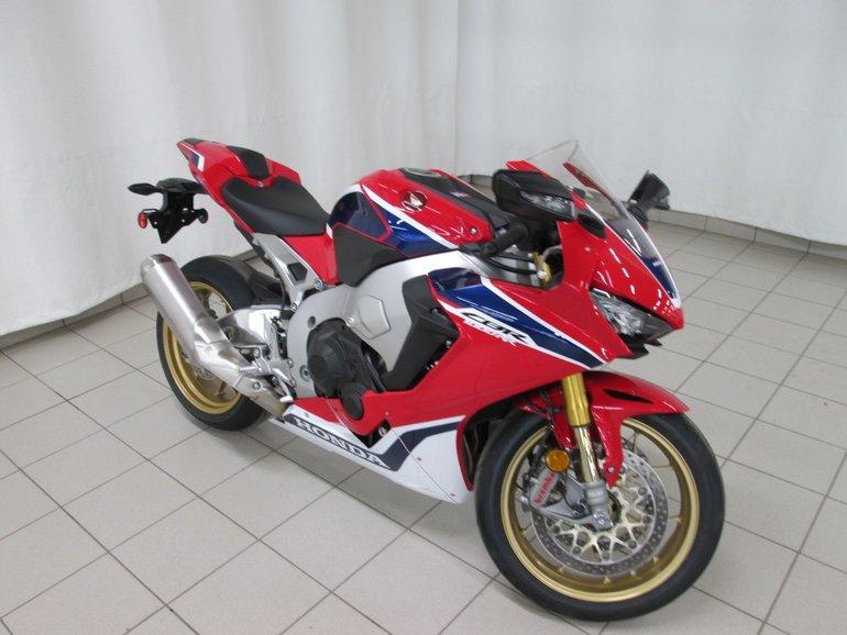 Honda CBR1000 SP  2017