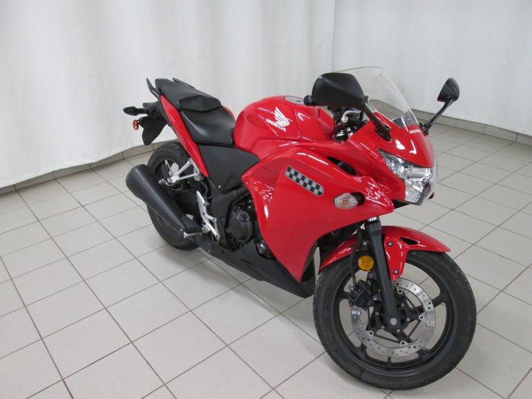 Honda CBR250RAB  2013