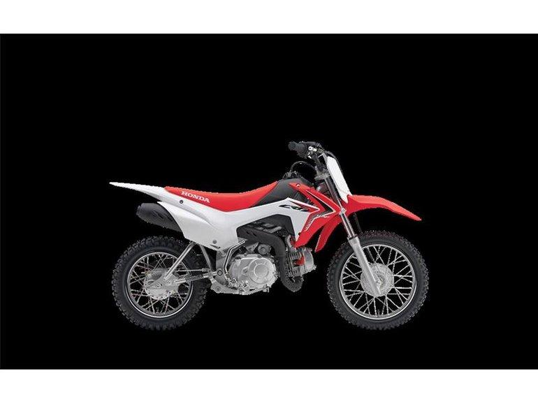 2018 Honda CRF110F CRF110FJ
