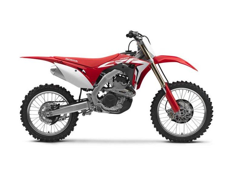 2018 Honda CRF250 CRF250RJ