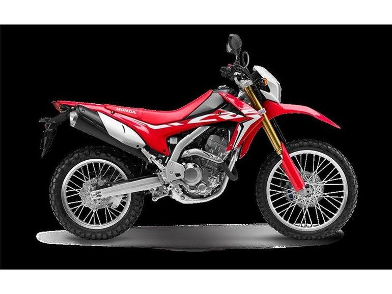 2018 Honda CRF250L CRF250LJ