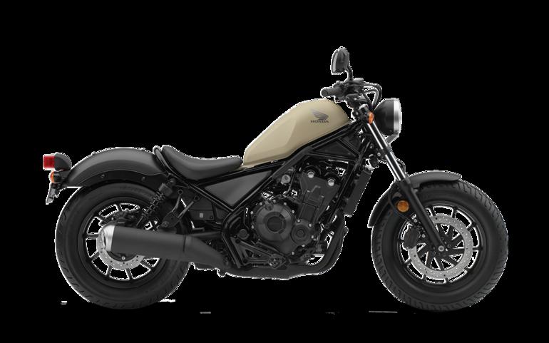 Honda Rebel 500 REBEL 500 2019