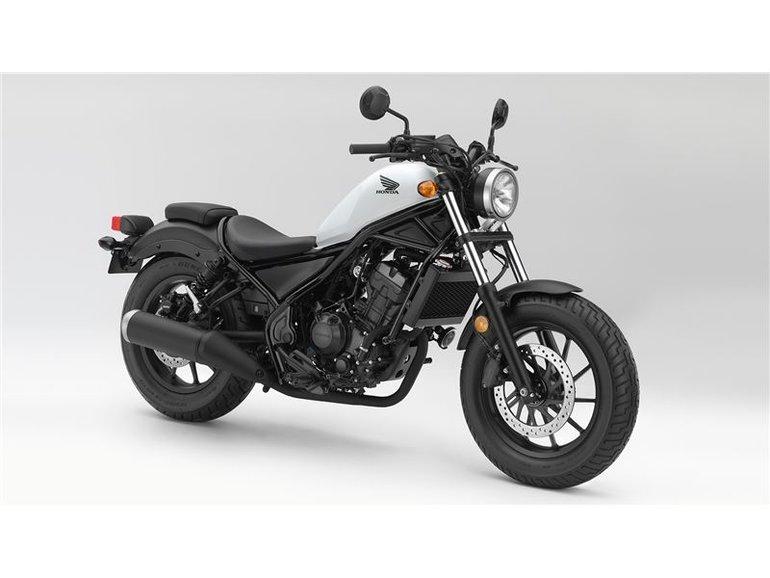 2017 Honda Rebel CMX300