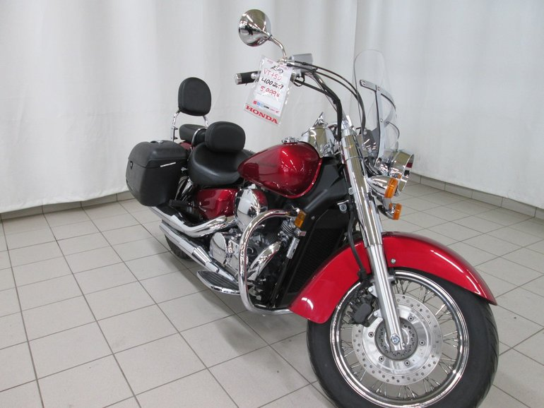 2008 Honda SHADOW 750 Vt750 shadow