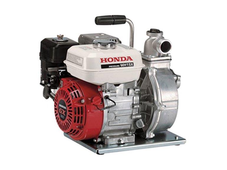 2018 Honda WH15 -
