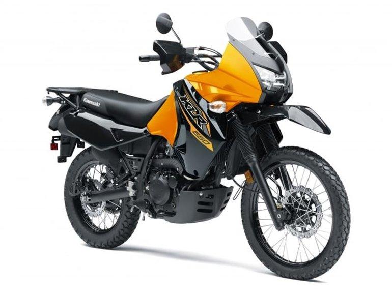 Kawasaki KL650 - 2018