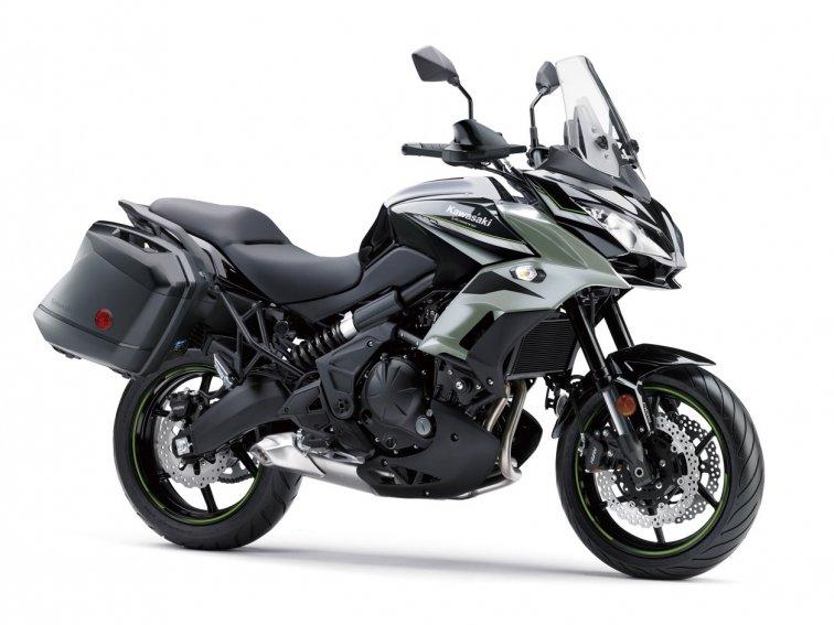 2019 Kawasaki KLE650 VERSYS 650 LT ABS VERSYS 650 ABS LT