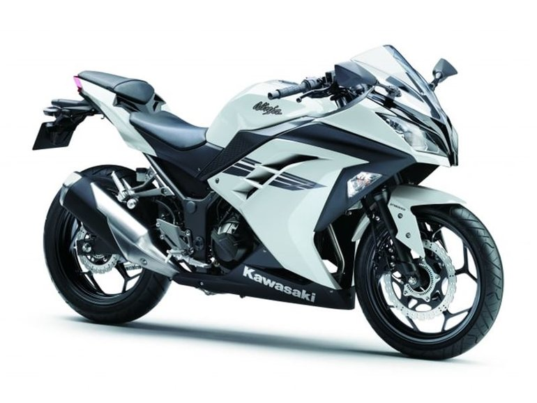 2017 Kawasaki NINJA 300 -