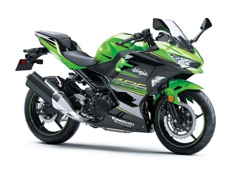 2018 Kawasaki Ninja 400 KRT -