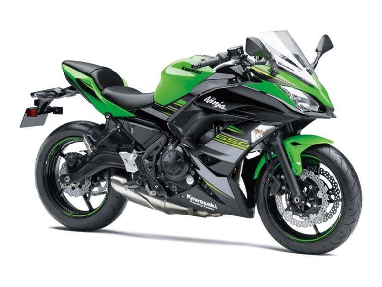2018 Kawasaki Ninja 650 ABS KRT -