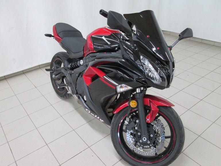 Used 2016 Kawasaki Ninja 650 ABS - $$5,999 | Groupe Samatas